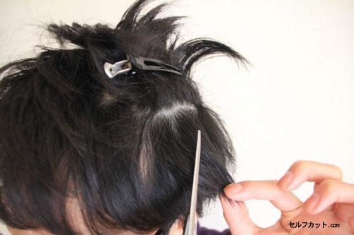 で を 切る 髪 自分 【セルフカットボブ特集】自分で切るのも怖くない!HOWTO講座